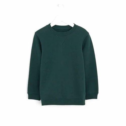 4f3a0717271580 Pullover Woolen School Plain Sweater, Rs 250 /piece, Shantex Woollen ...