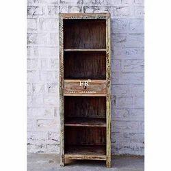 Custom Furniture - Wooden Bookshelf
