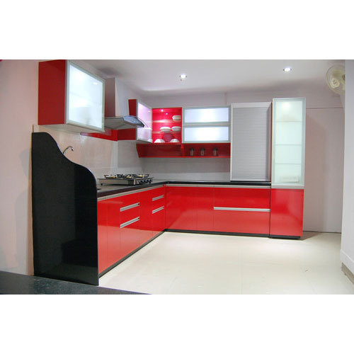 Modern Modular Kitchen At Rs 1800 /square Feet