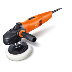 Angle Polisher For Refurbishing Paintwork