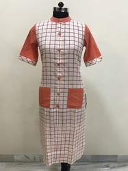 Checks Tunic