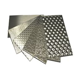 Designer Stainless Steel Sheets
