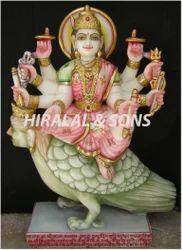 Chakeshwari Devi Statue