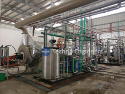 Natural Gas/Diesel/Charcoal Carbon Dioxide Production Plants