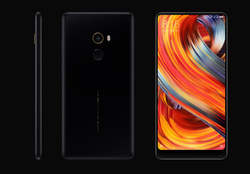 Black MI Max 2 Mobile Phone