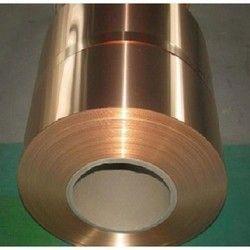 Beryllium Copper C17200 Strip