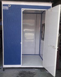 Porta FRP Security Cabin