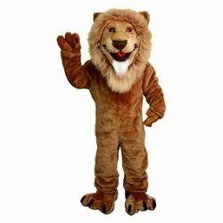 Simba Lion Mascot