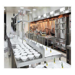Commercial Kitchen Equipment Repairing Service