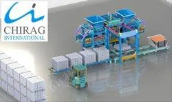 Chirag Automatic Concrete Block Making Machine