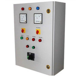 Electric Water Treatment Plant Panel