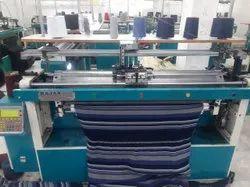 Automatic Flat Knitting Machine