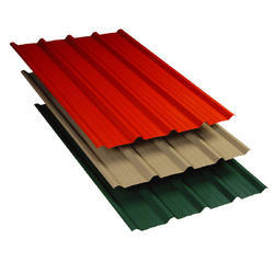 Rectangular GI Roofing Sheet
