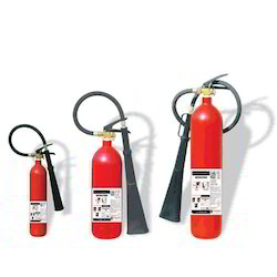 4.5 Kg CO2 Stored Pressure Type Fire Extinguisher