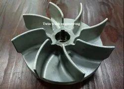 Aluminium Alloy Impeller