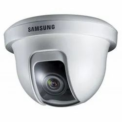 3.6mm Samsung CCTV Dome Camera, For Indoor Use