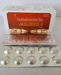 Aceclofenac Thiocolchicoside Tablet