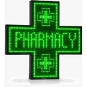 Pharmacy Plus Sign LED Display