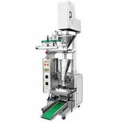 Auger Filler Half Pneumatic Pouch Packing Machine for Powder