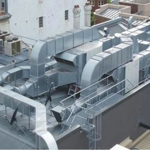 Ducting Work Gi Ducting Services Manufacturer From Faridabad