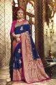 Trendy Stylish Art Silk Saree