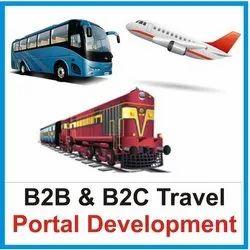 Online B2C Travel Portal Solution, in Worldwide