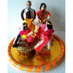 Talambralu Wedding Doll