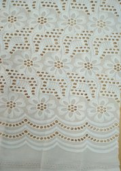Nigerian Embroidered Fabric