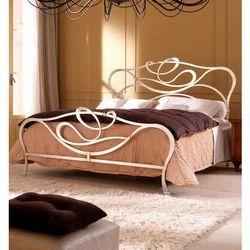 Italian Desginer Wrought Iron Bed