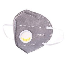 Gray PM2.5 Anti Dust Face Mask