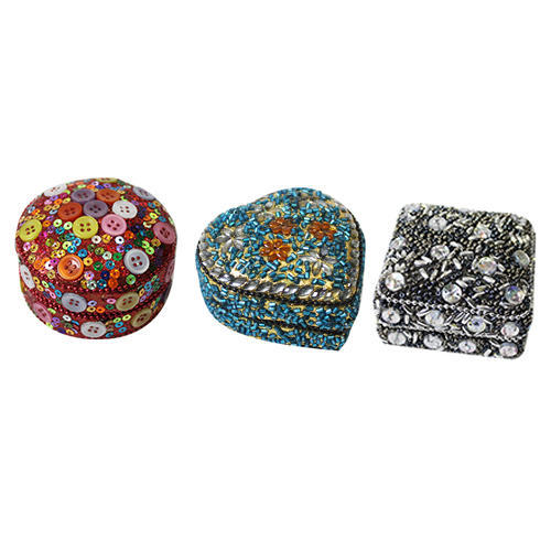Decorative Pill Box At Rs 40 Set Decorative Jewellery Boxes Classy Decorative Pill Boxes