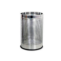 Steel Small Dustbin
