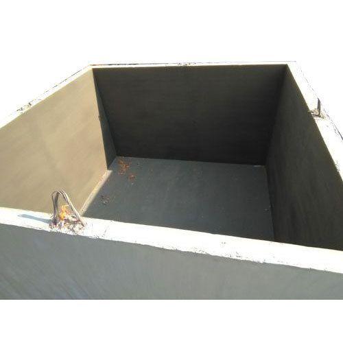 RCC Underground Storage Water Tank