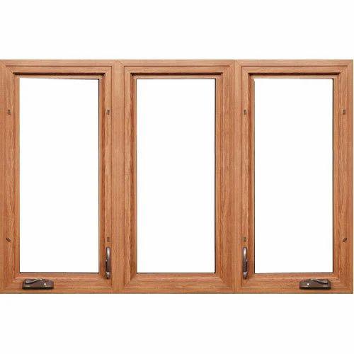 Rectangular Wooden Window Frames, Rs 1500 /cubic feet, Om Sales ...