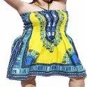 Cotton African Dashiki Dress
