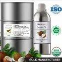 可用椰子油,包装式:塑料容器