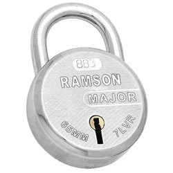 Ramson Steel Security Padlock