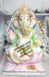 Large  marble Ganesh Statue