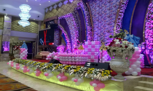 Banquet Hall Rental For Birthday Parties in Maharajpur Ghaziabad