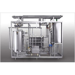 JMD India Chacch Pasteurizer