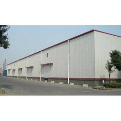 Steel Warehouse Buildings PEB