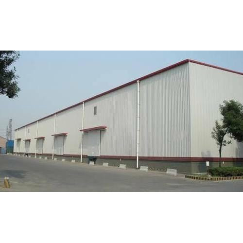 Light Industrial Construction Cost Per Square Foot: Warehouses Shed Manufacturer From Chennai