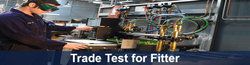 Trade Test for Fitters Courses in Mumbai,India