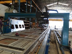 Rail Roof Spot Welding Machine