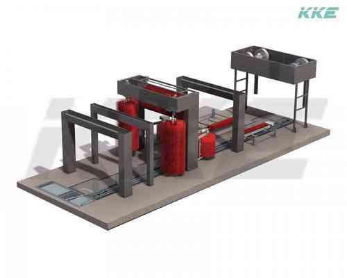 KKE Gamma 12 M : Car Wash Equipment