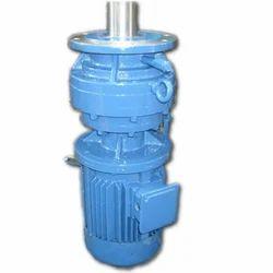 Vertical Helical Gear Motor