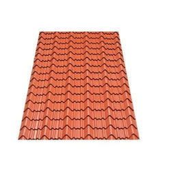 Color Coated Tiles Profile Sheet