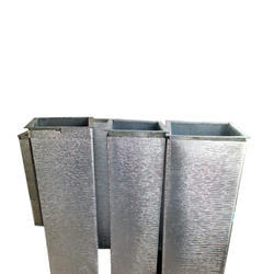 Synergy Grey GI Air Duct, For Commercial, Industrial