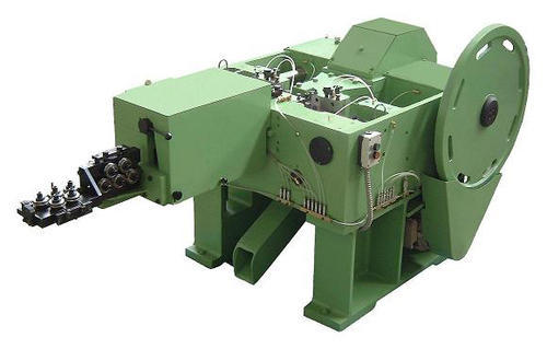Automatic Nail Machine, 3 Hp, 300-400, Rs 325000 /unit, Gurukrupa ...