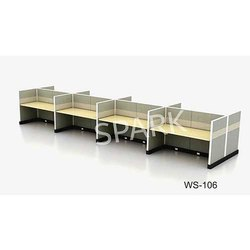 WS-106 Office Workstation Furniture